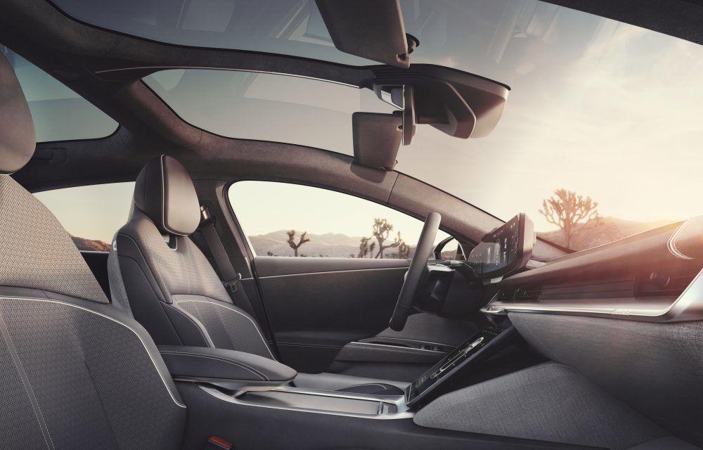 Sedanul electric Lucid Air a fost prezentat: rivalul lui Tesla Model S are până la 1.080 de cai putere și autonomie de până la 827 de kilometri - Poza 8