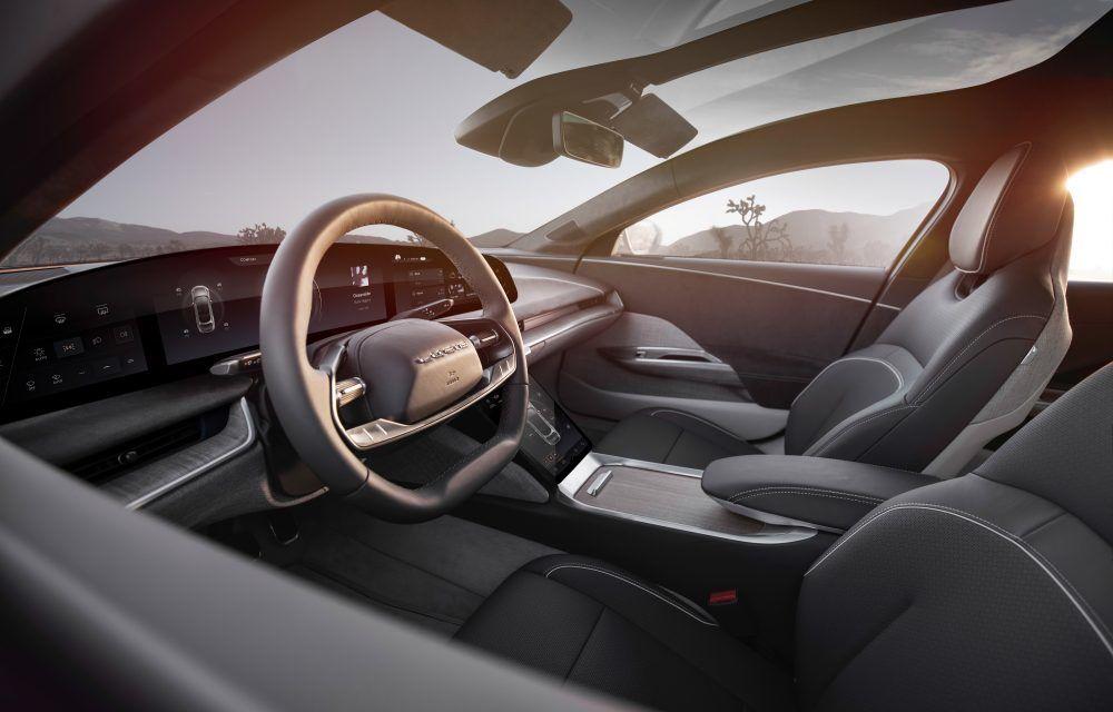 Sedanul electric Lucid Air a fost prezentat: rivalul lui Tesla Model S are până la 1.080 de cai putere și autonomie de până la 827 de kilometri - Poza 14