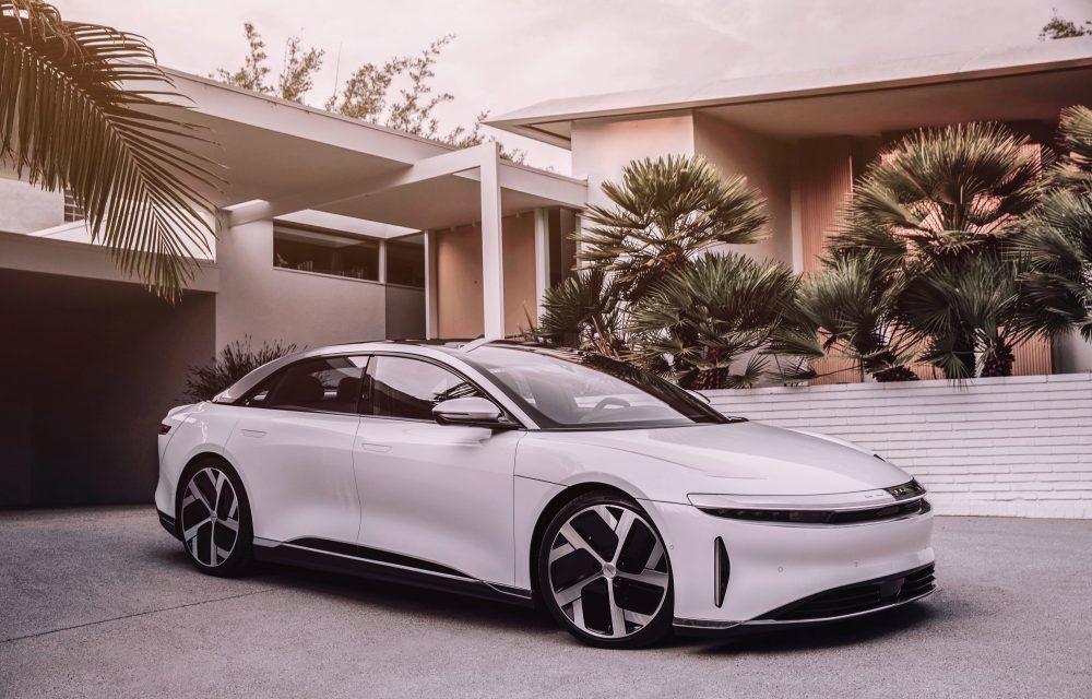 Sedanul electric Lucid Air a fost prezentat: rivalul lui Tesla Model S are până la 1.080 de cai putere și autonomie de până la 827 de kilometri - Poza 7