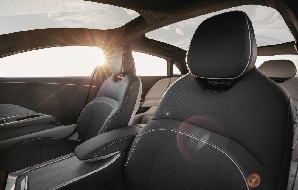 Sedanul electric Lucid Air a fost prezentat: rivalul lui Tesla Model S are până la 1.080 de cai putere și autonomie de până la 827 de kilometri - Poza 13