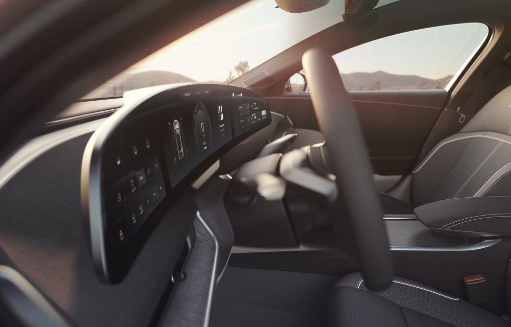 Sedanul electric Lucid Air a fost prezentat: rivalul lui Tesla Model S are până la 1.080 de cai putere și autonomie de până la 827 de kilometri - Poza 16