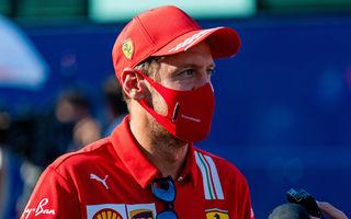 Vettel a semnat cu Aston Martin pentru sezonul 2021 al Formulei 1: Perez, îndepărtat de la echipă