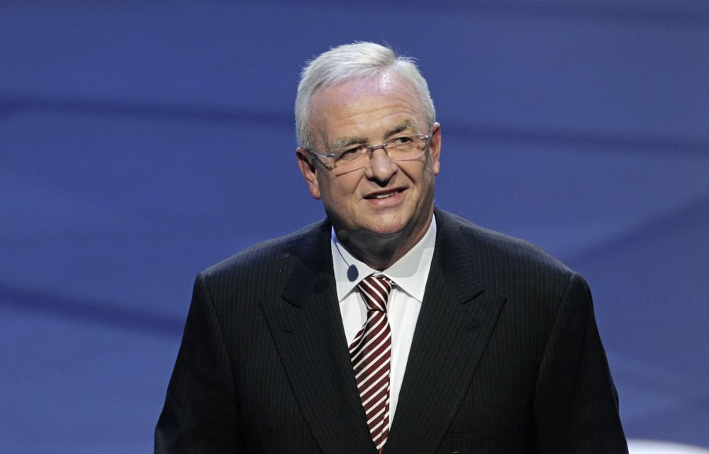 Dieselgate: Martin Winterkorn, fostul CEO al grupului VW, va fi judecat pentru fraudă și constituire de grup infracțional - Poza 1