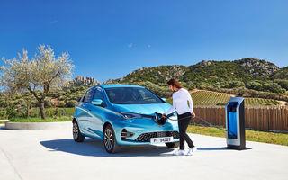 Înmatriculările de mașini electrice au crescut cu 27% în primele 8 luni ale anului: aproape 1.200 de unități, dintre care peste 300 de unități Renault Zoe