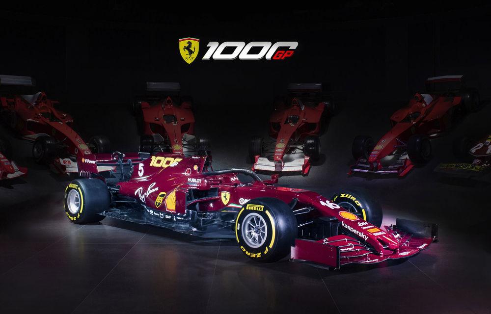 Avancronica Marelui Premiu al Toscanei de la Mugello: Ferrari aniversează fără fast 1.000 de curse în Formula 1 - Poza 1