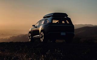 Primele imagini cu SUV-ul electric Lucid Project Gravity: al doilea model al mărcii va fi lansat în următorii doi ani