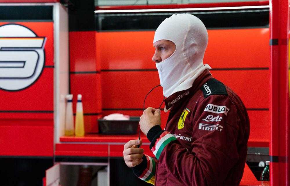 """Vettel susține că a fost aproape să se retragă din Formula 1: """"Vreau să demonstrez că Aston Martin este cea mai bună decizie"""" - Poza 1"""