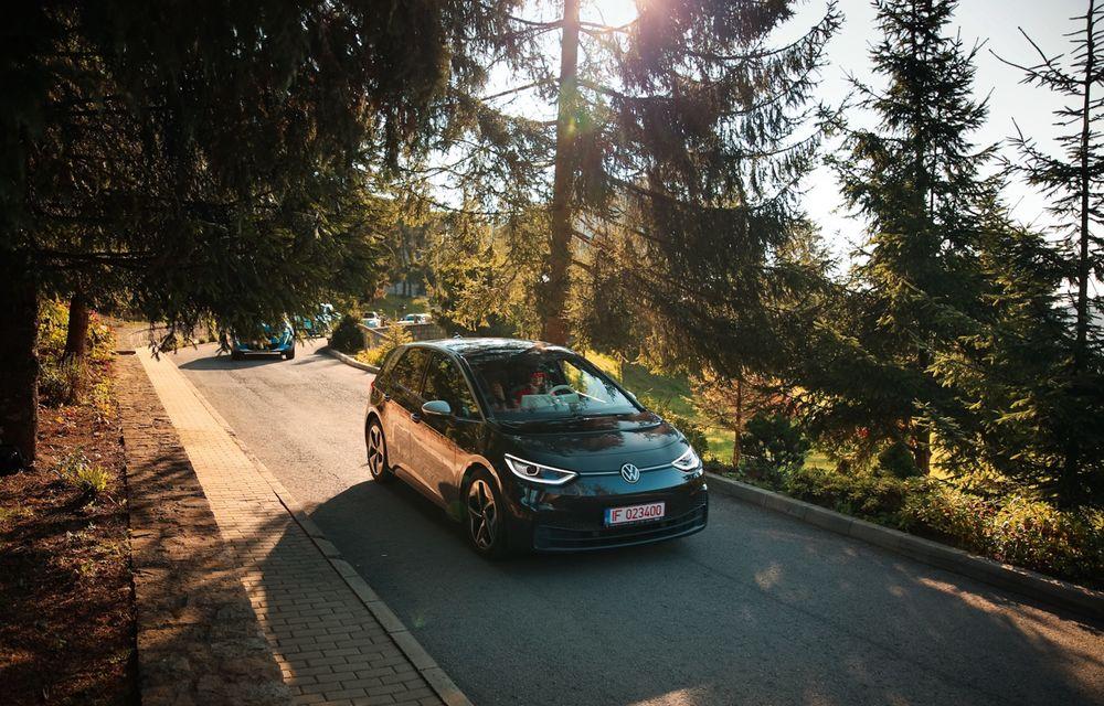 #ElectricRomânia 2020, ziua 2: Prin Pasul Oituz, către Moldova în ritm electric - Poza 16