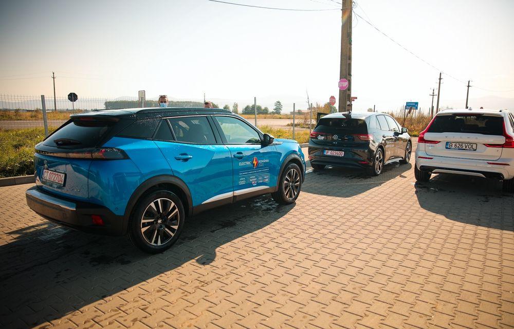 #ElectricRomânia 2020, ziua 2: Prin Pasul Oituz, către Moldova în ritm electric - Poza 26
