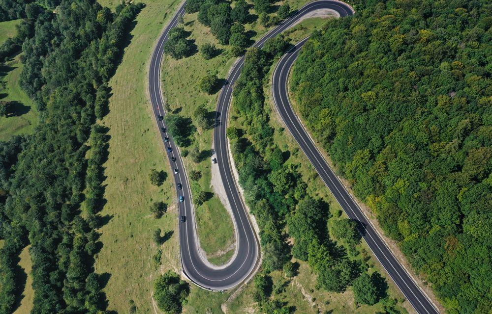 #ElectricRomânia 2020, ziua 2: Prin Pasul Oituz, către Moldova în ritm electric - Poza 1
