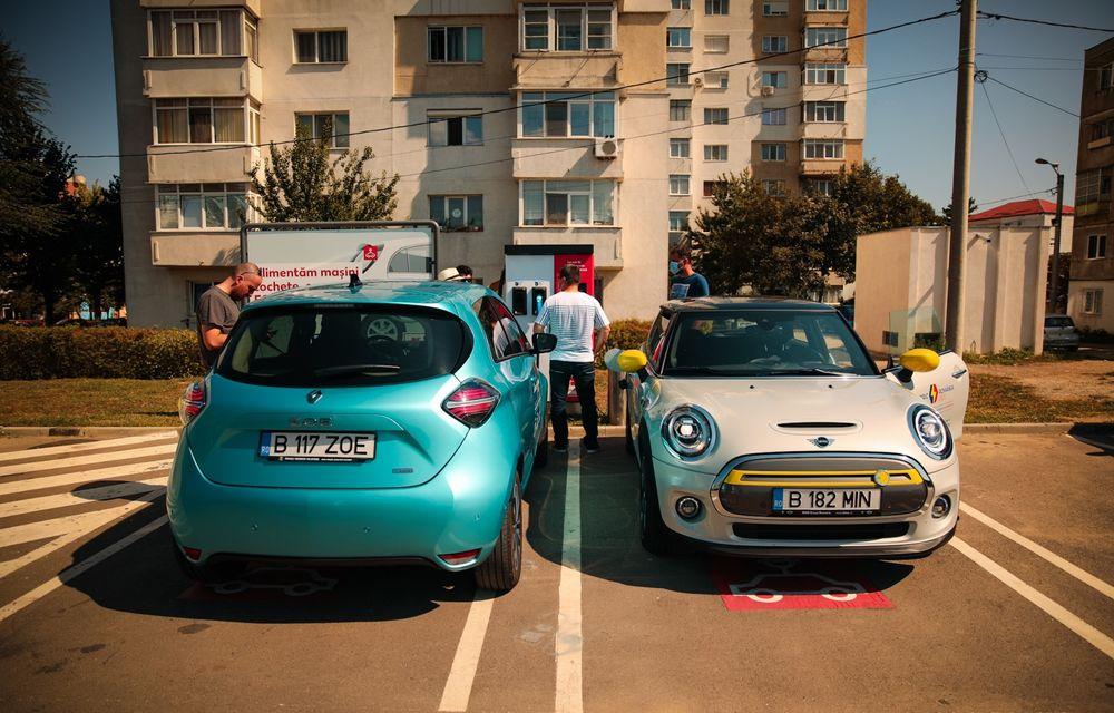 #ElectricRomânia 2020, ziua 2: Prin Pasul Oituz, către Moldova în ritm electric - Poza 54