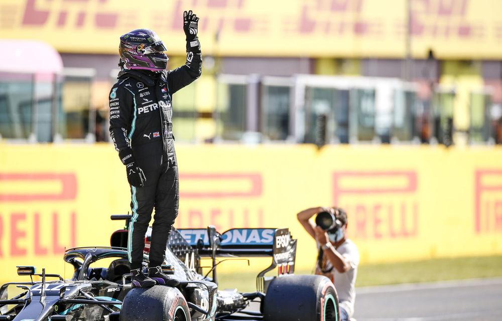 Hamilton, pole position în Marele Premiu al Toscanei! Leclerc, locul 5 pentru Ferrari - Poza 1