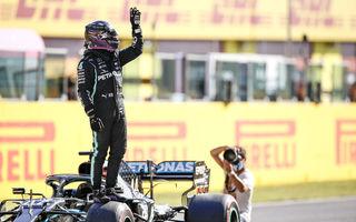 Hamilton, pole position în Marele Premiu al Toscanei! Leclerc, locul 5 pentru Ferrari