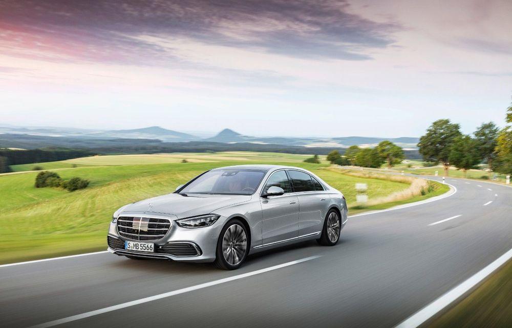 """Mercedes: """"Noul Clasa S va avea vânzări în creștere față de generația precedentă, iar marja de profit ar putea să crească"""" - Poza 1"""