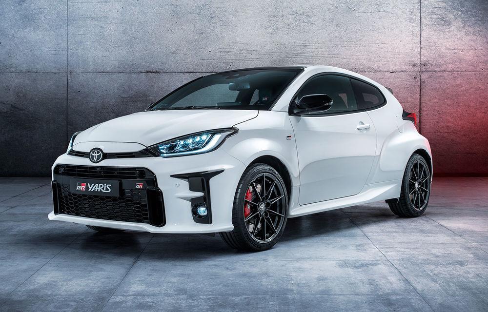 Toyota a început producția lui GR Yaris: Hot Hatch-ul va ajunge la clienții europeni începând din luna noiembrie - Poza 1