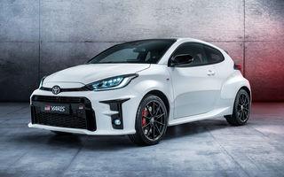 Toyota a început producția lui GR Yaris: Hot Hatch-ul va ajunge la clienții europeni începând din luna noiembrie
