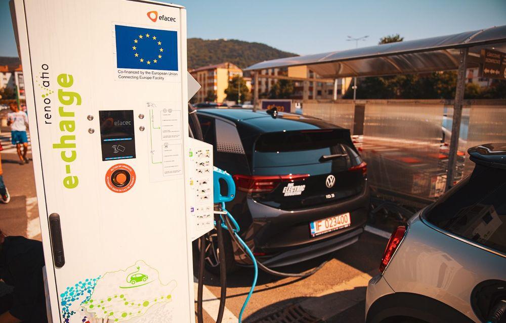#ElectricRomânia 2020, ziua 3: din capitala Moldovei în inima Transilvaniei: am încărcat la singura stație ultra-rapidă de 150 kW din țară - Poza 19