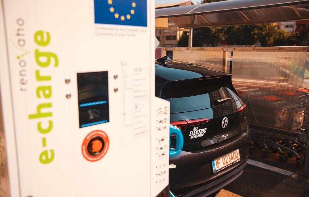 #ElectricRomânia 2020, ziua 3: din capitala Moldovei în inima Transilvaniei: am încărcat la singura stație ultra-rapidă de 150 kW din țară - Poza 22