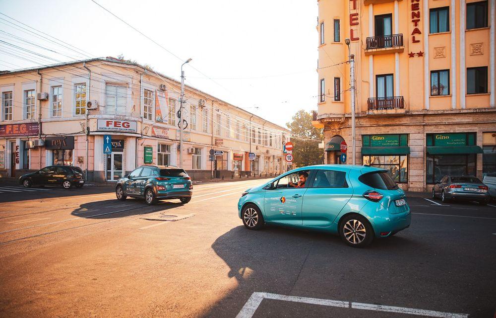 #ElectricRomânia 2020, ziua 3: din capitala Moldovei în inima Transilvaniei: am încărcat la singura stație ultra-rapidă de 150 kW din țară - Poza 5