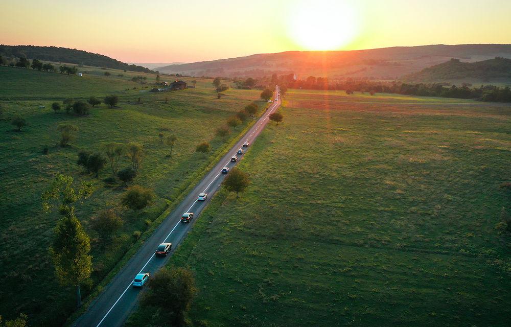#ElectricRomânia 2020, ziua 3: din capitala Moldovei în inima Transilvaniei: am încărcat la singura stație ultra-rapidă de 150 kW din țară - Poza 108