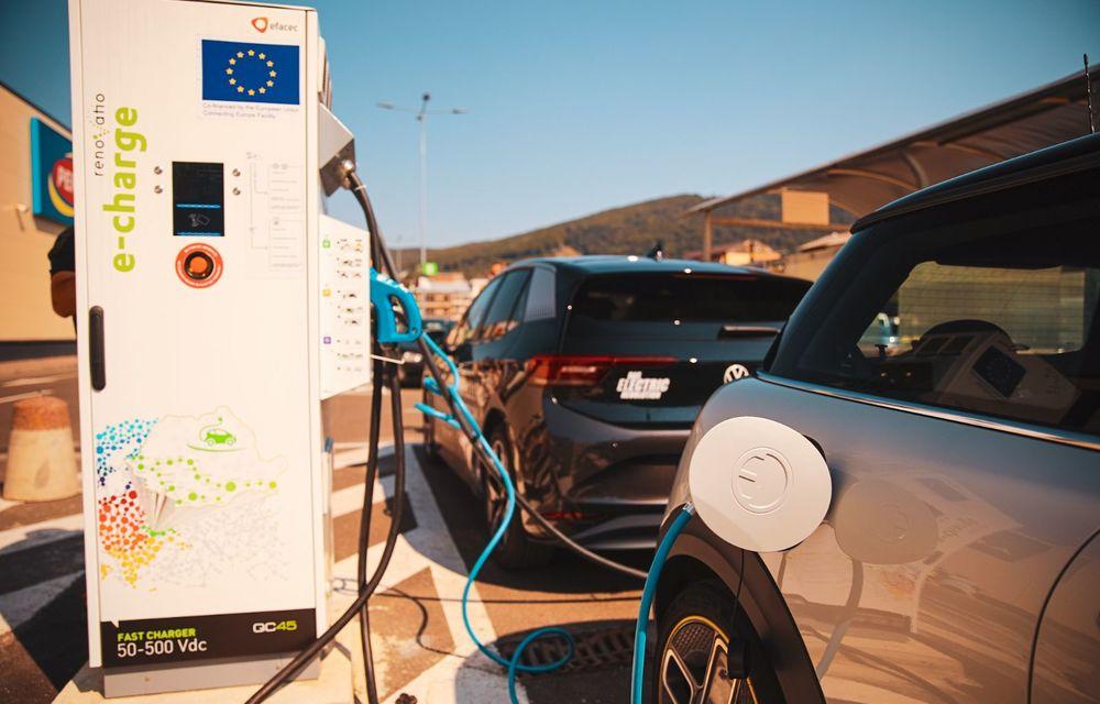 #ElectricRomânia 2020, ziua 3: din capitala Moldovei în inima Transilvaniei: am încărcat la singura stație ultra-rapidă de 150 kW din țară - Poza 21