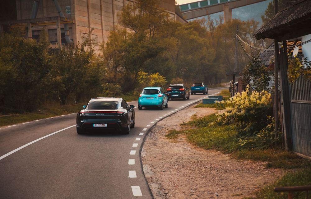 #ElectricRomânia 2020, ziua 3: din capitala Moldovei în inima Transilvaniei: am încărcat la singura stație ultra-rapidă de 150 kW din țară - Poza 39