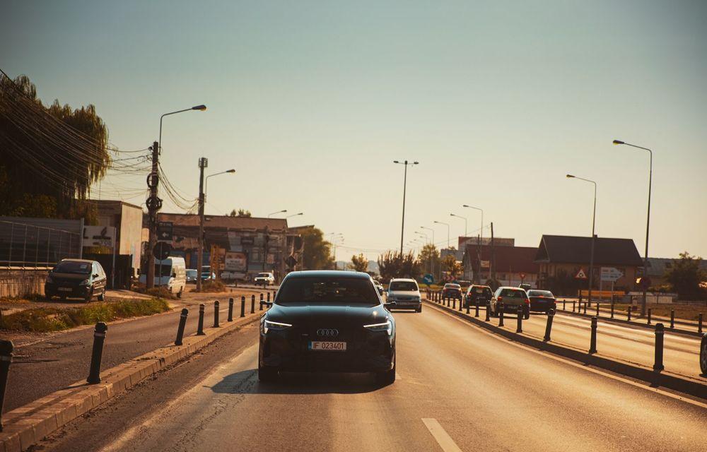 #ElectricRomânia 2020, ziua 3: din capitala Moldovei în inima Transilvaniei: am încărcat la singura stație ultra-rapidă de 150 kW din țară - Poza 12