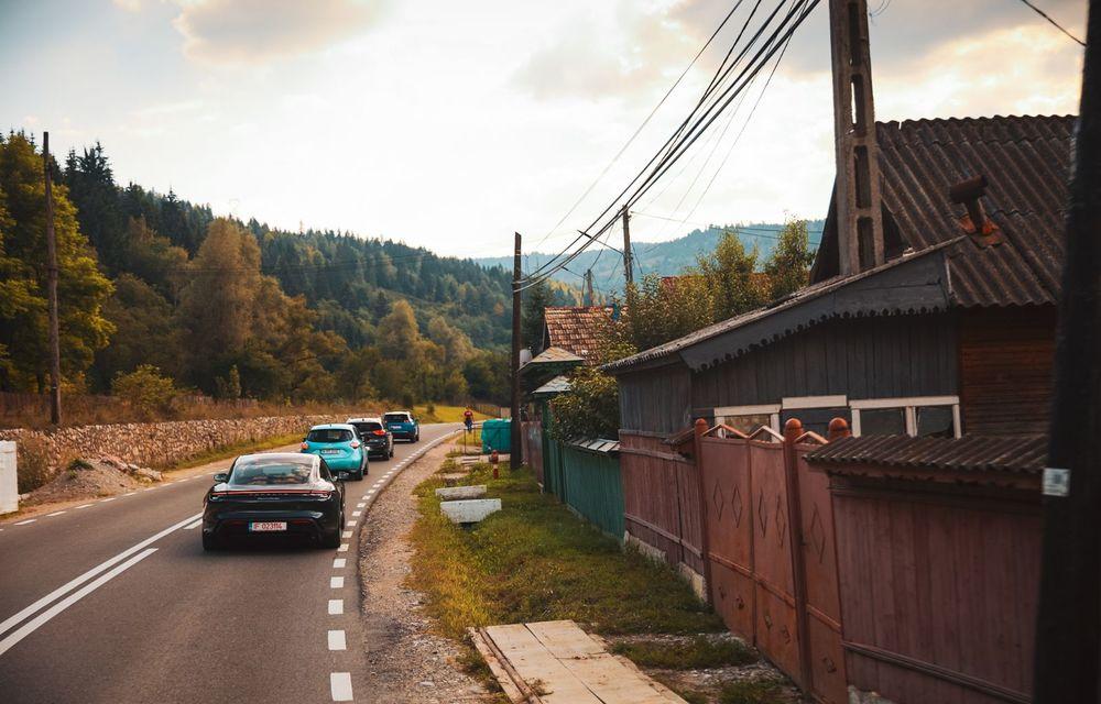#ElectricRomânia 2020, ziua 3: din capitala Moldovei în inima Transilvaniei: am încărcat la singura stație ultra-rapidă de 150 kW din țară - Poza 38