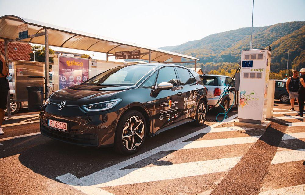 #ElectricRomânia 2020, ziua 3: din capitala Moldovei în inima Transilvaniei: am încărcat la singura stație ultra-rapidă de 150 kW din țară - Poza 20