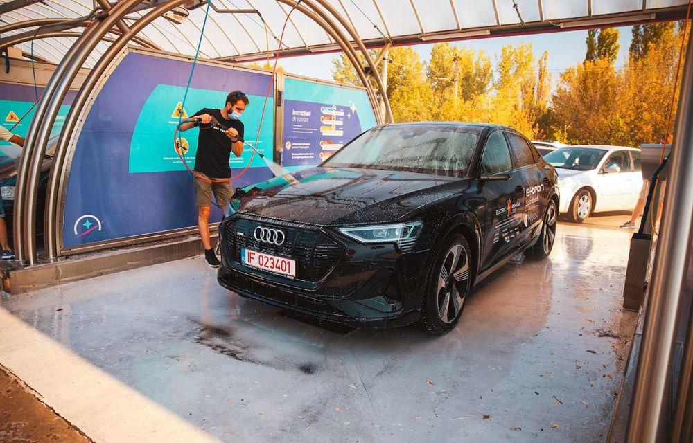 #ElectricRomânia 2020, ziua 3: din capitala Moldovei în inima Transilvaniei: am încărcat la singura stație ultra-rapidă de 150 kW din țară - Poza 10