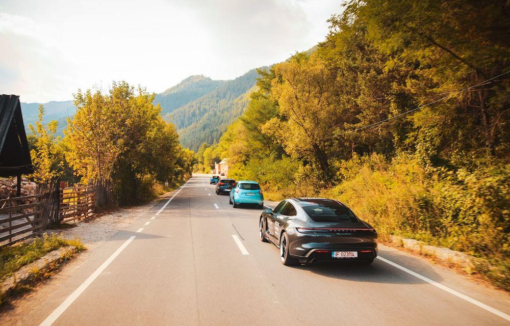 #ElectricRomânia 2020, ziua 3: din capitala Moldovei în inima Transilvaniei: am încărcat la singura stație ultra-rapidă de 150 kW din țară - Poza 36