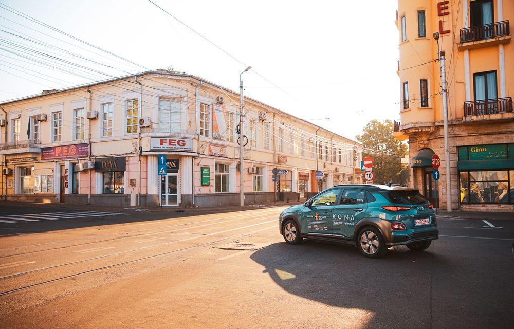#ElectricRomânia 2020, ziua 3: din capitala Moldovei în inima Transilvaniei: am încărcat la singura stație ultra-rapidă de 150 kW din țară - Poza 4