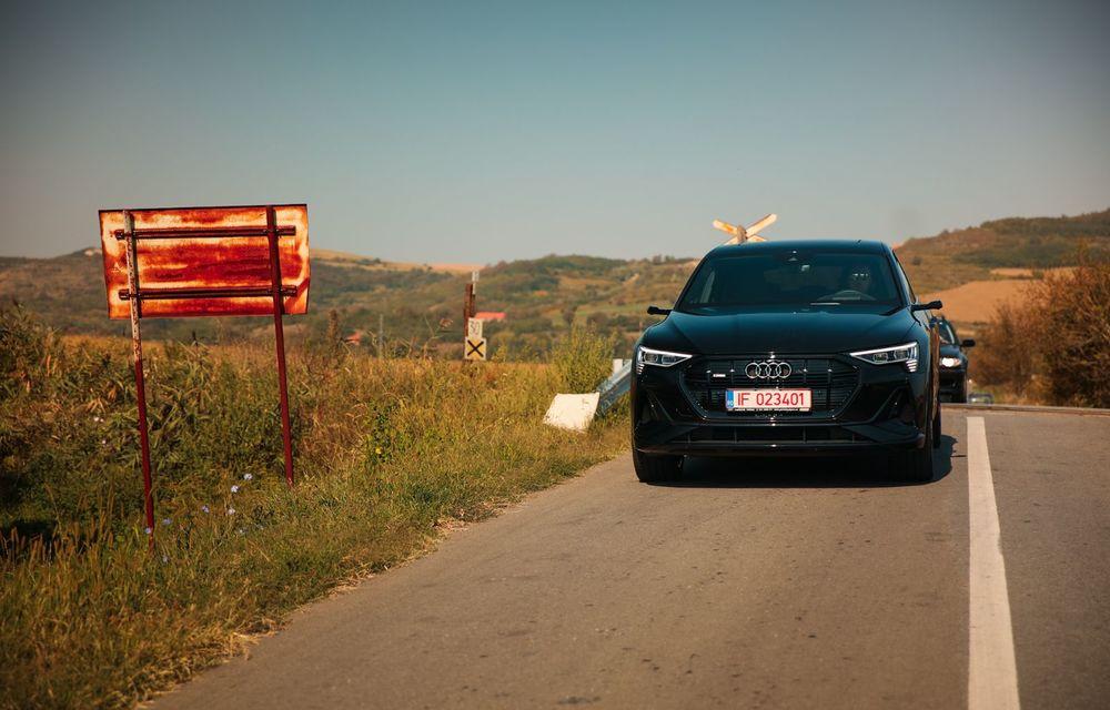 #ElectricRomânia 2020, ziua 4: Mai puțini kilometri și mai multă relaxare de la Târgu Mureș la Cluj - Poza 43