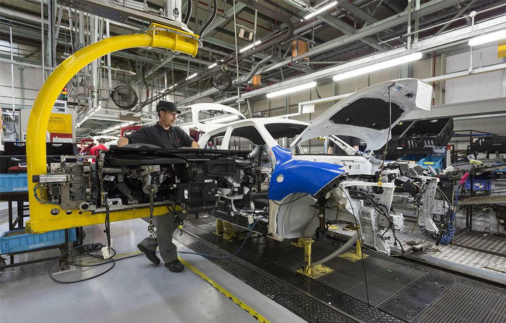 Brexit: producătorii auto estimează pierderi de 110 miliarde de euro în absența unui acord între UE și Marea Britanie - Poza 1