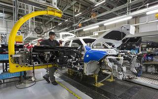 Brexit: producătorii auto estimează pierderi de 110 miliarde de euro în absența unui acord între UE și Marea Britanie