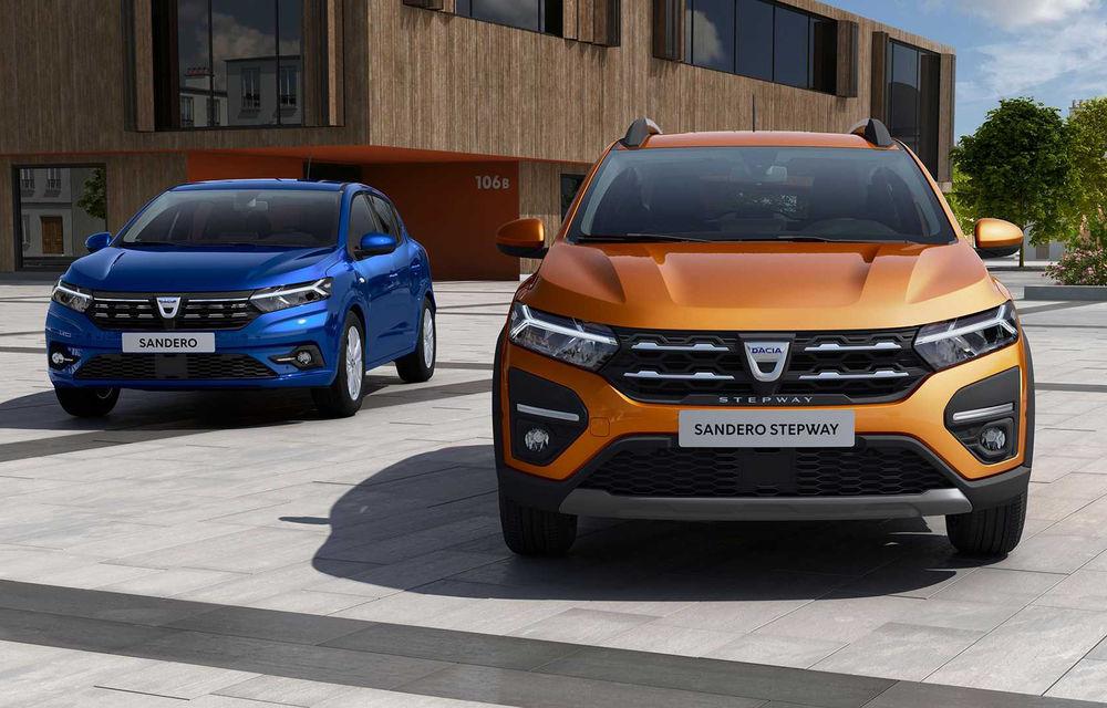 Noua generație Dacia Sandero, apreciată de francezi: 67% dintre participanții la un sondaj cred că modelul are un design mai atractiv decât Renault Clio - Poza 1