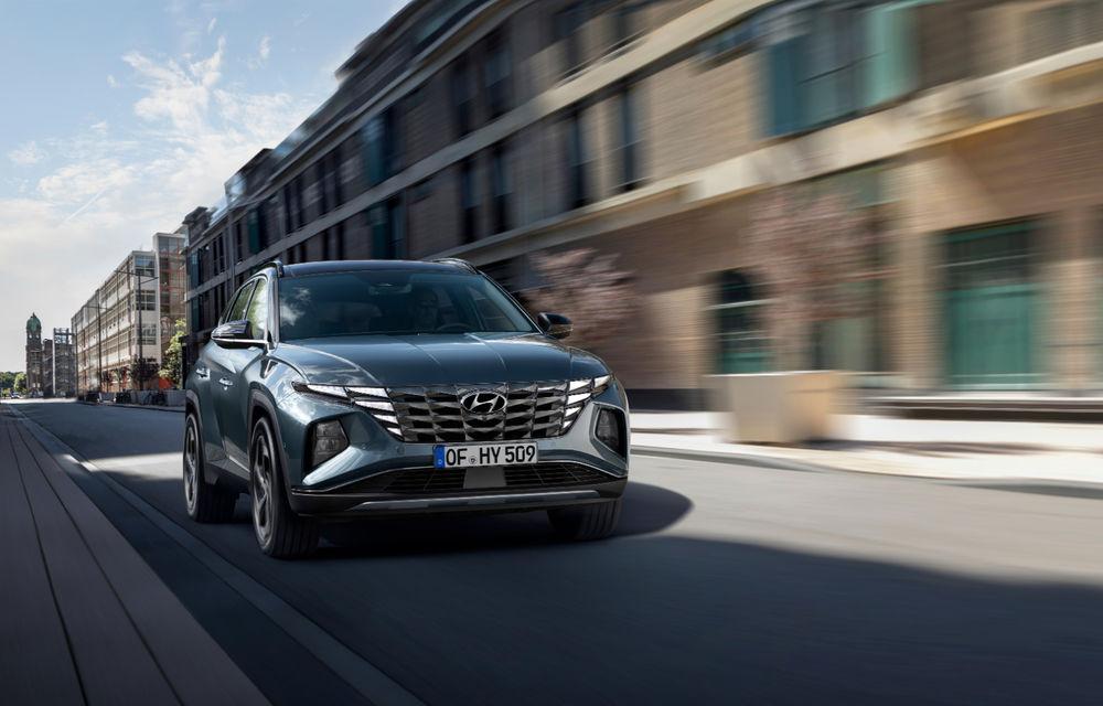 Noua generație Hyundai Tucson: SUV-ul compact primește design modern, tehnologii noi și versiune plug-in hybrid de 230 CP - Poza 9