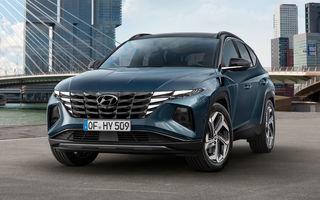 Noua generație Hyundai Tucson: SUV-ul compact primește design modern, tehnologii noi și versiune plug-in hybrid de 230 CP