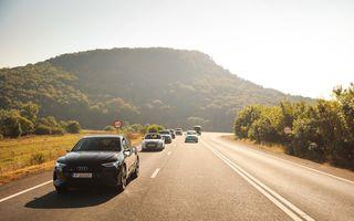 #ElectricRomânia 2020, ziua 5: Din Transilvania în Banat în cea mai lungă zi la volanul celor opt mașini electrice