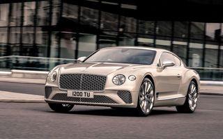 Bentley prezintă ediția specială Continental GT Mulliner Coupe: comenzile încep în octombrie, iar livrările din 2021