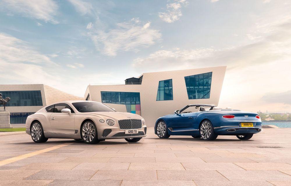 Bentley prezintă ediția specială Continental GT Mulliner Coupe: comenzile încep în octombrie, iar livrările din 2021 - Poza 15