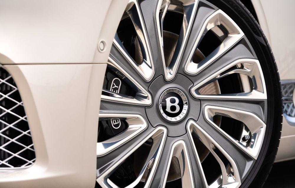 Bentley prezintă ediția specială Continental GT Mulliner Coupe: comenzile încep în octombrie, iar livrările din 2021 - Poza 13