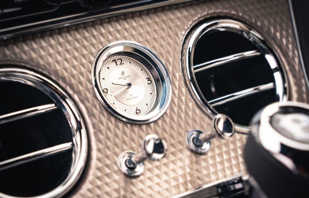 Bentley prezintă ediția specială Continental GT Mulliner Coupe: comenzile încep în octombrie, iar livrările din 2021 - Poza 10