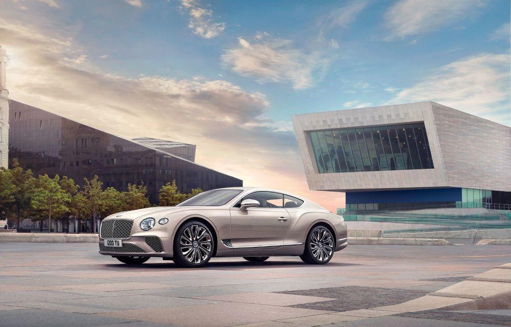 Bentley prezintă ediția specială Continental GT Mulliner Coupe: comenzile încep în octombrie, iar livrările din 2021 - Poza 2