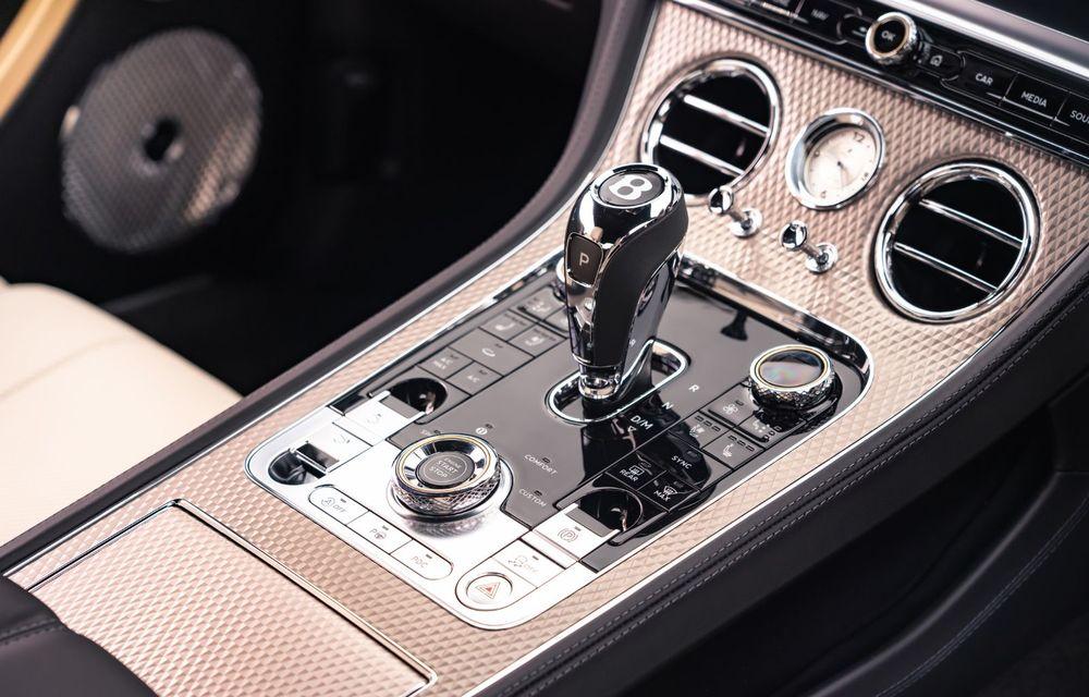 Bentley prezintă ediția specială Continental GT Mulliner Coupe: comenzile încep în octombrie, iar livrările din 2021 - Poza 9