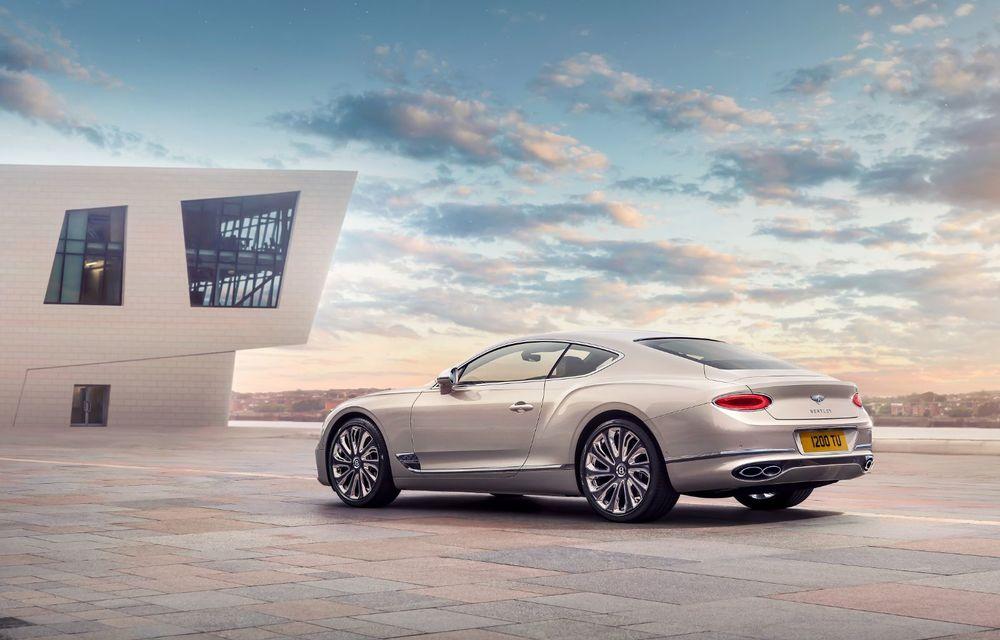 Bentley prezintă ediția specială Continental GT Mulliner Coupe: comenzile încep în octombrie, iar livrările din 2021 - Poza 3
