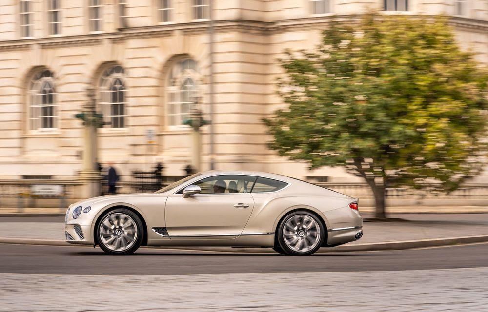 Bentley prezintă ediția specială Continental GT Mulliner Coupe: comenzile încep în octombrie, iar livrările din 2021 - Poza 5