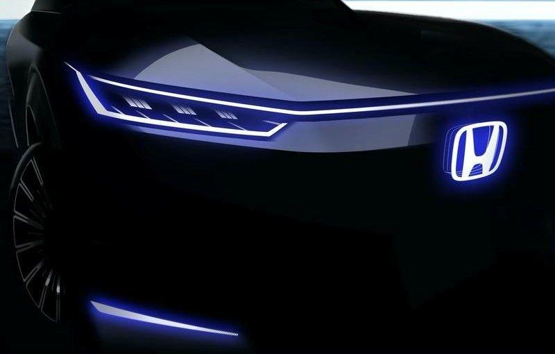 Honda pregătește un nou model electric: conceptul va fi prezentat la Salonul Auto de la Beijing - Poza 1