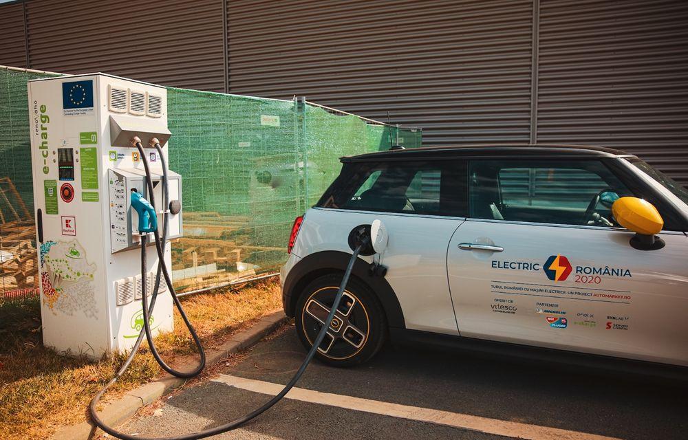 #ElectricRomânia 2020, ziua 7: De la Timișoara la Sibiu pe autostradă. Zi în care am chinuit autonomiile electricelor din tur - Poza 43