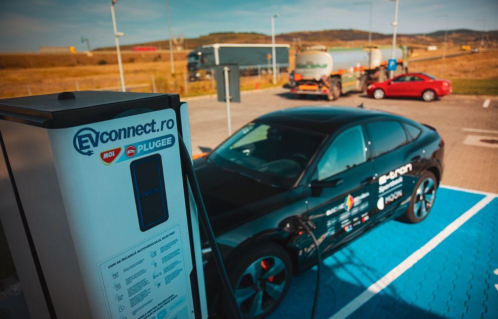 #ElectricRomânia 2020, ziua 7: De la Timișoara la Sibiu pe autostradă. Zi în care am chinuit autonomiile electricelor din tur - Poza 6
